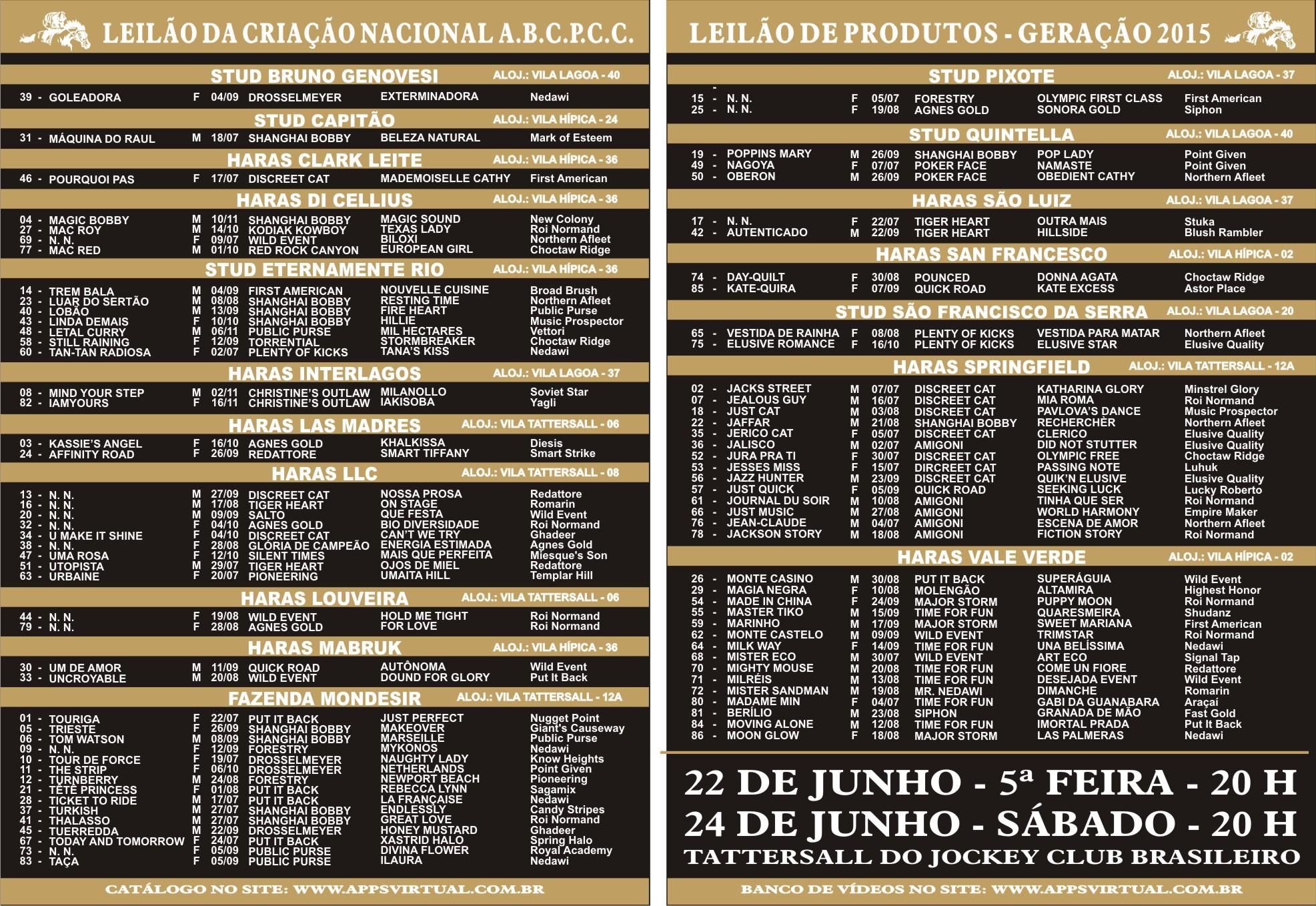 7fb0d20b7e3 BANCO DE VÍDEO DO LEILÃO ...